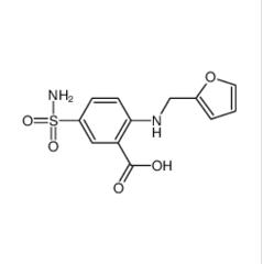 2-[(Furan-2-ylmethyl)amino]-5-sulfamoylbenzoic Acid